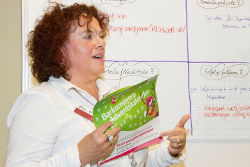 2014-09-16 Marketing-Workshop im Kulturzentrum Wichern