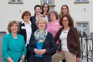 """2014-04-03 Starke Unternehmerinnen beim """"Power Talking"""" in Haus Opherdicke"""