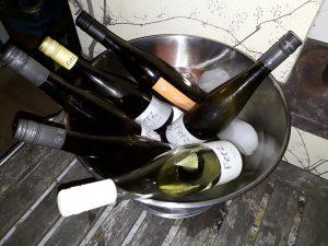 DONNA Weinprobe mit Fetz Weinen von der Loreley