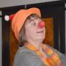 Sybille Möx Clownin