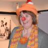 Clownin Sybille Möx