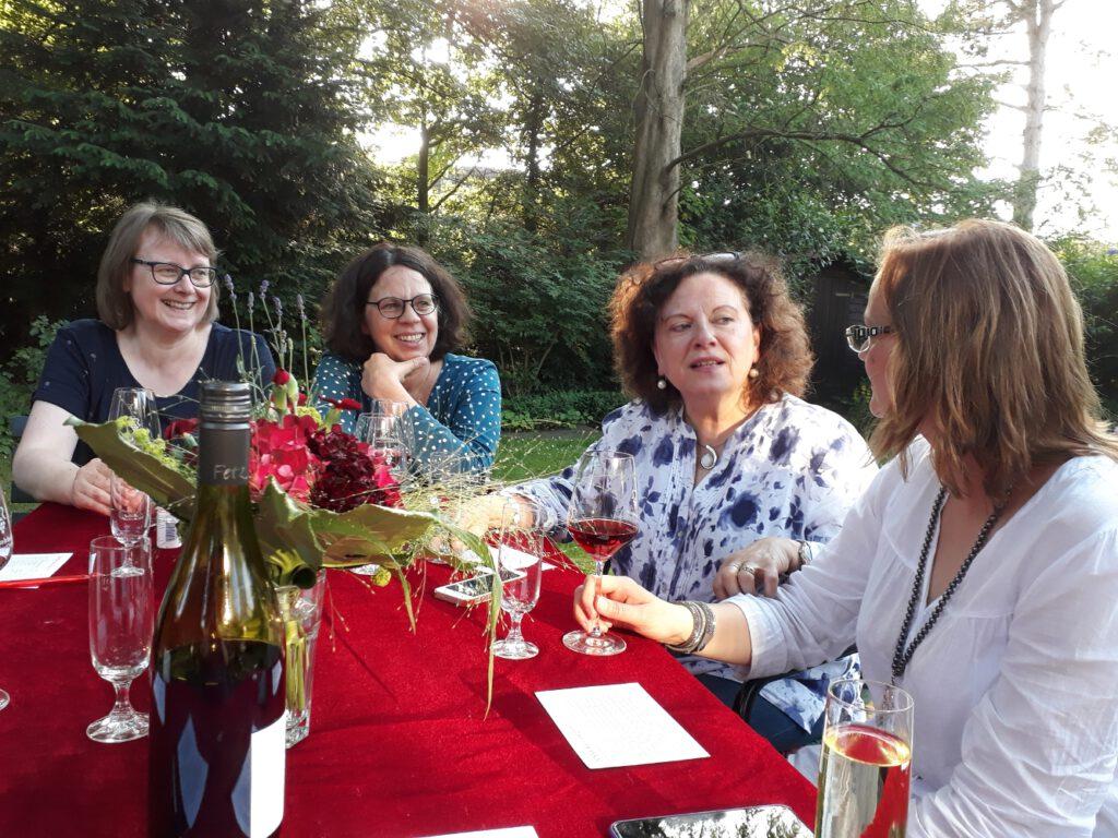 2017-06-01 Weinprobe mit Loreley Weinen